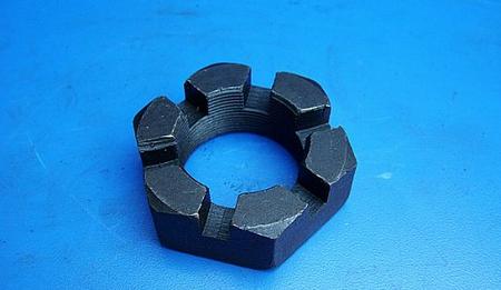 六角槽形螺母配件