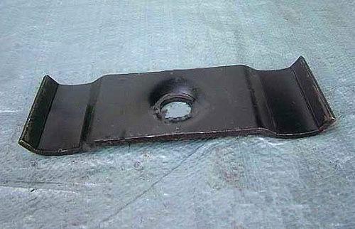 盖板 - 后悬架配件