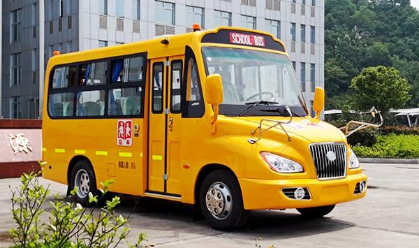 价格最低的19座校车在哪买+校车厂家电话400-6778-278